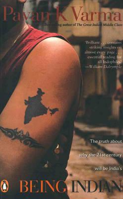 Being India by Pavan K Varma image