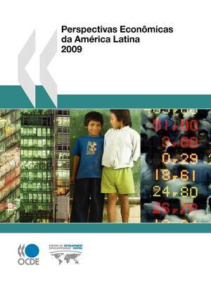 Perspectivas Economicas Da America Latina 2009 by OECD Publishing image