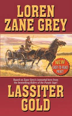 Lassiter Gold by Loren Zane Grey image