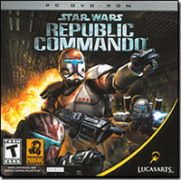 Star Wars: Republic Commando (Jewel case packaging) for PC Games image