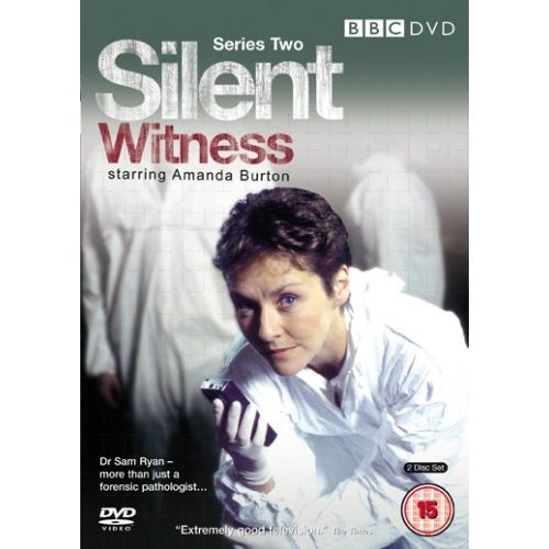 Silent Witness - Series 2 (2 Disc Set) on DVD