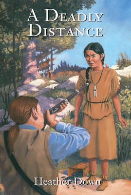 A Deadly Distance by Heather Down image