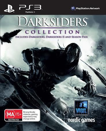 Darksiders Complete Collection for PS3
