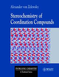 Stereochemistry of Coordination Compounds by Alexander Von Zelewsky image