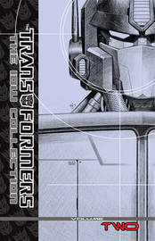 Transformers: The IDW Collection Volume 2 by Simon Furman