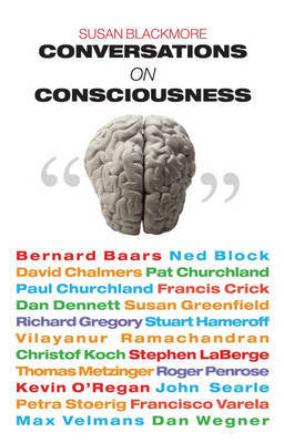 Conversations on Consciousness by Susan Blackmore image