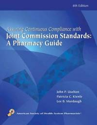Assuring Continuous Complicance with Joint Commission Standards image