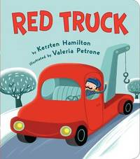 Red Truck by Hamilton Kersten