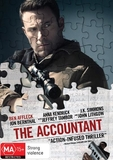 The Accountant on DVD