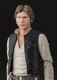 Star Wars: S.H.Figuarts - Han Solo Figure
