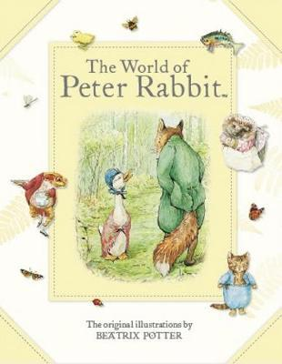 The World of Peter Rabbit Collection 2: Jemima Puddle-Duck by Beatrix Potter image