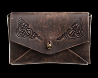 Lord of the Rings: Leather Wallet - The Horse of Rohan