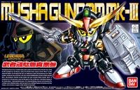 Gundam Legend BB: Musha Gundam Mk.III - Model Kit