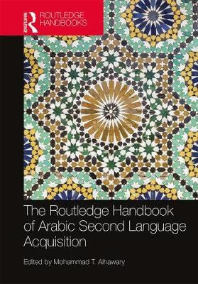 Routledge Handbook of Arabic Second Language Acquisition image