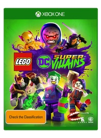 LEGO DC Super Villains for Xbox One
