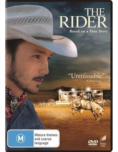 The Rider on DVD