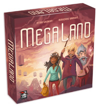 Megaland - Board Game