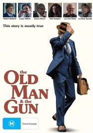 The Old Man With The Gun on DVD image