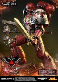 "Warhammer: 40K - Blood Ravens Space Marine (Deluxe Ver.) - 28"" Premium Statue image"