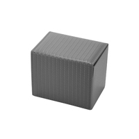 Dex Protection: Proline Small Deckbox - Grey image