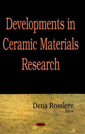 Developments in Ceramic Materials Research image