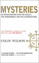Mysteries by Colin Wilson image