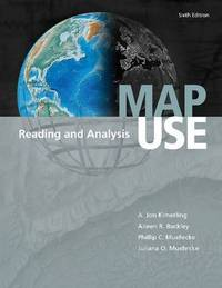 Map Use: Reading and Analysis by Aileen R. Buckley