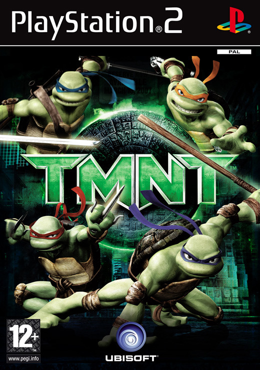 Teenage Mutant Ninja Turtles for PlayStation 2