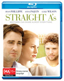 Straight A's on Blu-ray