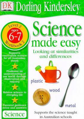 Science Made Easy Workbook 2: Looking at Similarities and Differences (Level 2: Age 6-7) by Et Al Evansdavid