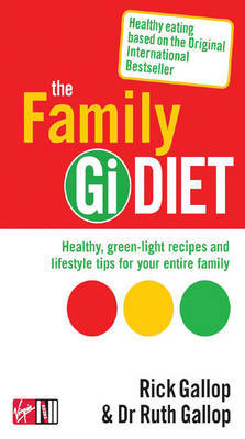 The Family Gi Diet by Rick Gallop image