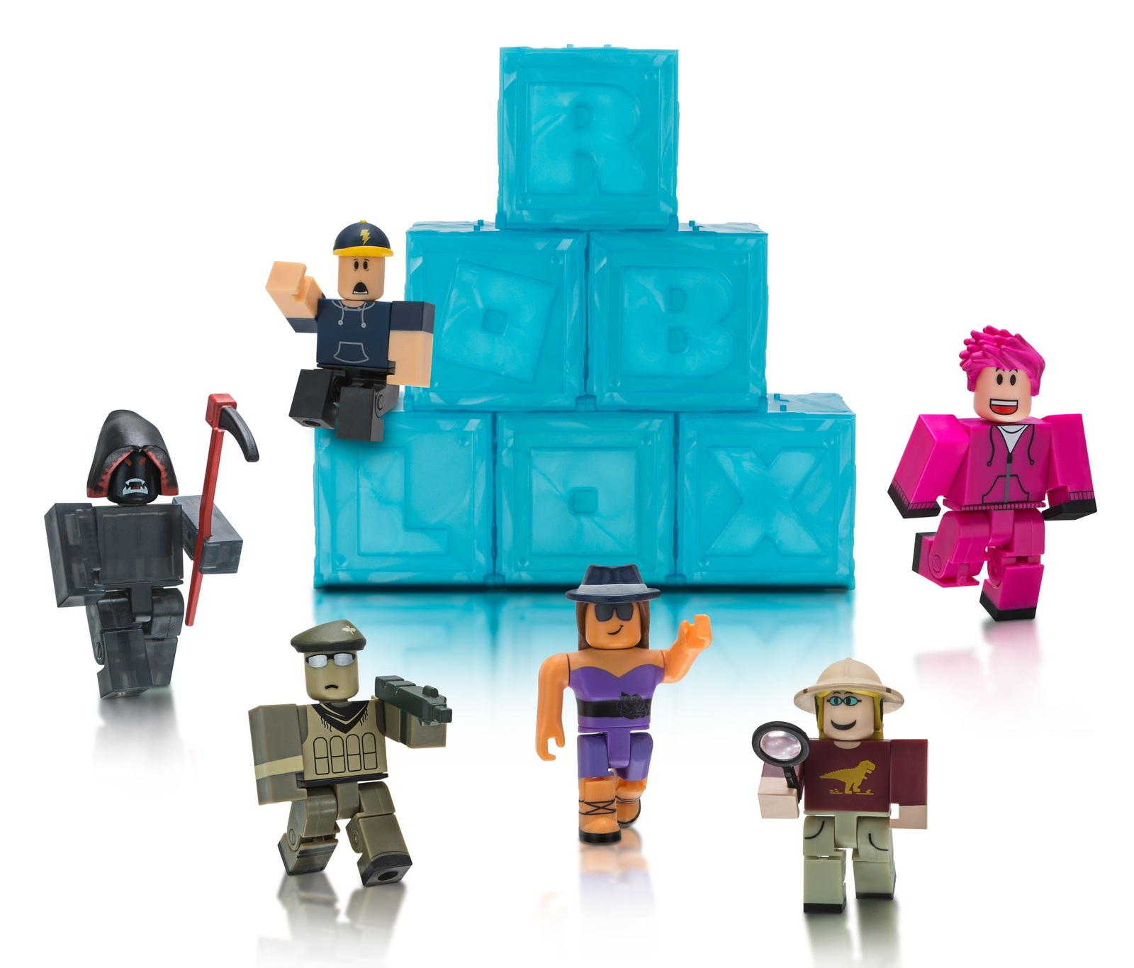 Toy Mystery Box : Roblox mystery figure series toy at mighty ape