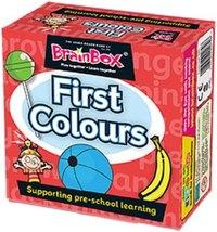 BrainBox: Pre School - My First Colours