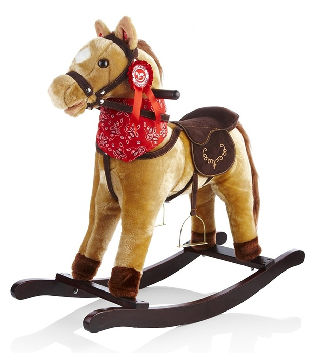 Heritage: Deluxe Rocking Horse - With Sounds