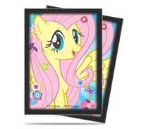 Ultra Pro: Deck Protector - My Little Pony Fluttershy (60ct)