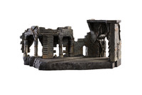 The Hobbit: South Courtyard: Dol Guldur - Environment Statue