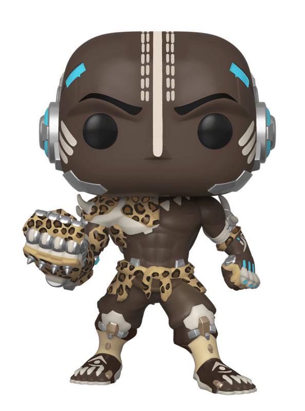 Overwatch: Doomfist (Leopard Skin) - Pop! Vinyl Figure