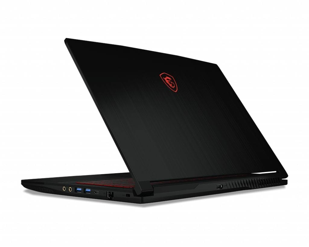 "MSI 15.6"" GF63 Thin 8SC i7 Gaming Laptop i7-8750H, 16GB RAM, GTX 1650MAX Q image"
