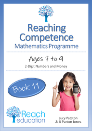 Reaching Competence Mathematics Programme - Book 11 by Lucy Patston & JJ Purton Jones image