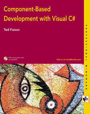 Component-based Development with Visual C# by Ted Faison image