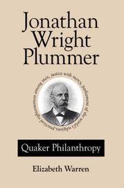 Jonathan Wright Plummer by Elizabeth Warren