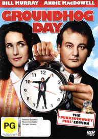 Groundhog Day - Special 15th Anniversary Edition DVD