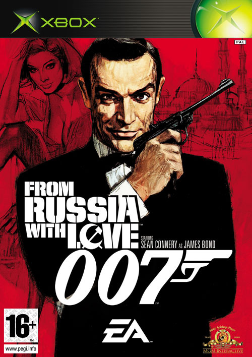 James Bond 007: From Russia with Love for Xbox