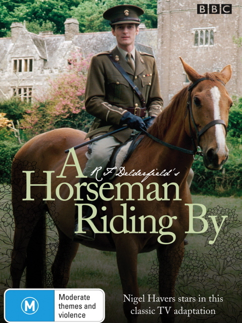 A Horseman Riding By on DVD