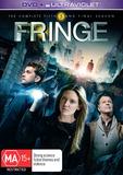 Fringe - The Complete Fifth & Final Season DVD