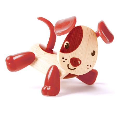 Hape: Mini-mal Bamboo Animal - Assorted image