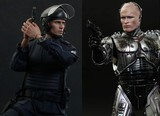 "Robocop and Alex Murphy 12"" Action Figure Set"