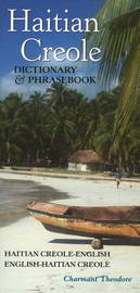 Haitian Creole Dictionary & Phrasebook by Charmant Theodore image
