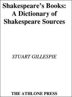 Shakespeare's Literature by Stuart Gillespie image