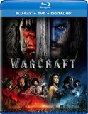 Warcraft: The Beginning on Blu-ray